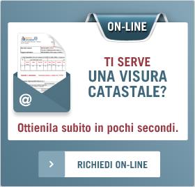 Visure catastali on line ricerche catastali gratis in for Visura catasto