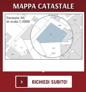 Mappa catastale online ed estratto di mappa for Planimetria online gratis